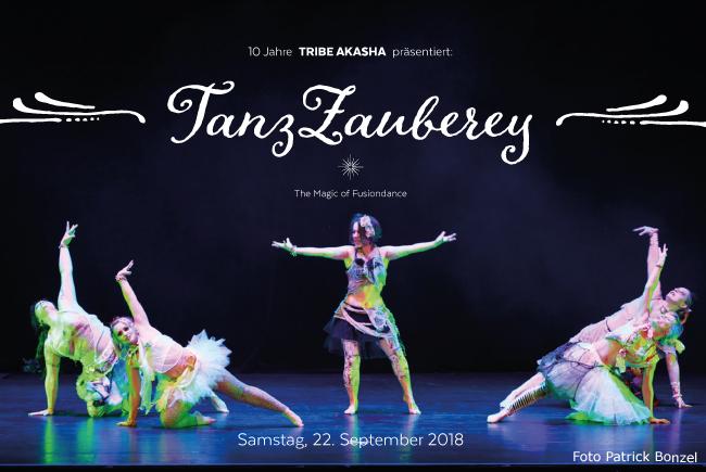 TANZ ZAUBEREY | Tribe Akasha