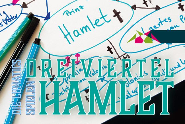 DREIVIERTEL HAMLET | Lunatics