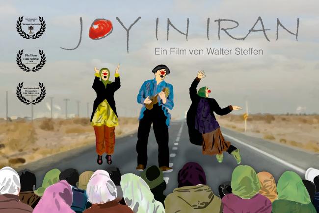 JOY IN IRAN | Filmdokumentation einer Auftrittsreise von